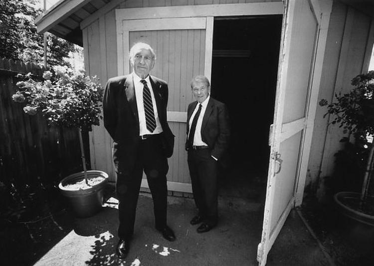William Redington Hewlett dan David Packard