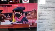 Zoom Meeting Profesor Megawati Disusupi Setnov dan Harun Masiku
