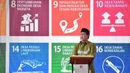 Mendes Harap Penerapan SDGs Dorong Pembangunan Desa Lebih Terarah