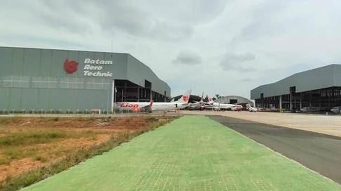 Bengkel Pesawat Lion Air Group Batam Aero Technic jadi kawasan ekonomi khusus