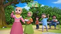 Satu Lagi Animasi Indonesia yang Disenangi Sampai Luar Negeri