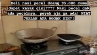 Polisi Selidiki Restoran Bodong yang Viral Tipu Pelanggan Lewat Ojol