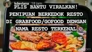 Viral Restoran Bodong di Surabaya, Tipu Pelanggan Lewat Ojol