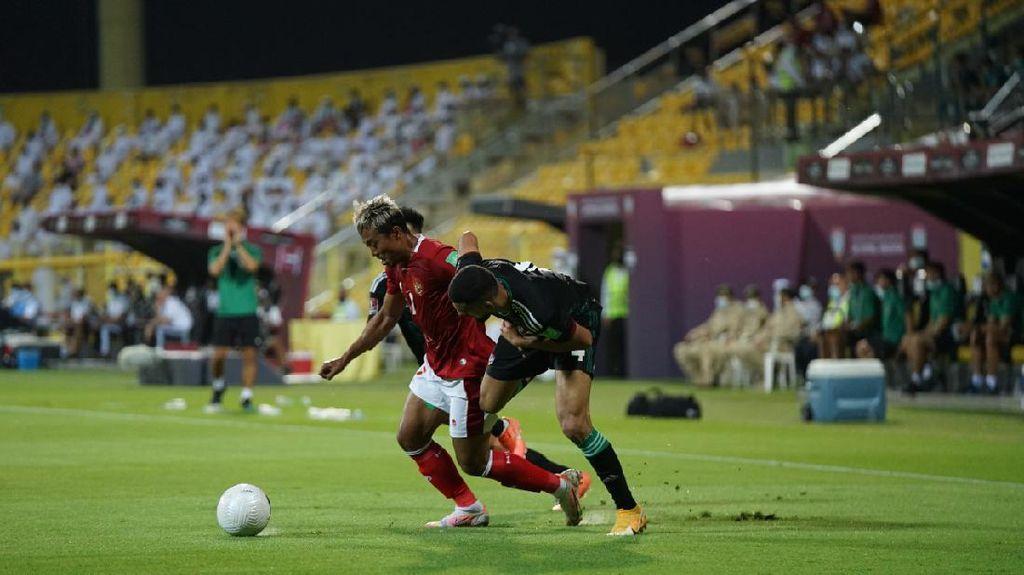 Indonesia Vs Uni Emirat Arab: Tim Garuda Dicukur 0-5