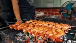 Sayap Ayam Pedas Manis ala Malaysia Buatan Pilot Ganteng!