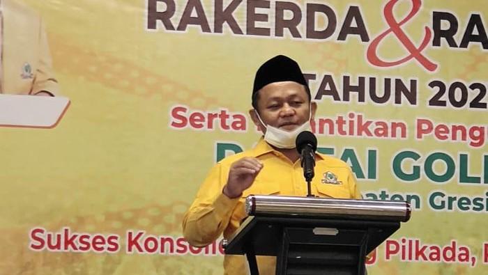 Ketua DPD Golkar Jawa Timur