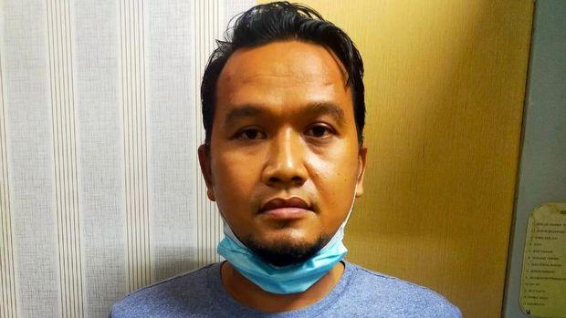 Koordinator pungli yang ditangkap di JICT (dok Istimewa)