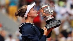 Barbora Krejcikova Juara Prancis Terbuka 2021