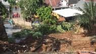 Longsor di Kompleks Ciputat, 2 RT Terendam Luapan Kali Pesanggrahan