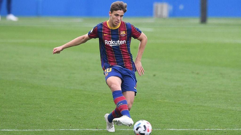 Barcelona Sudah Punya Penerus Sergio Busquets