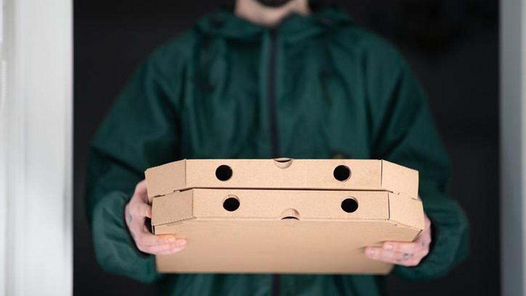 Tak Rela Pizzanya Dingin, Pria Ini Ngebut Sampai Ditangkap Polisi