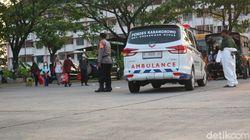 Sembuh! 98 Pasien COVID Kudus di Asrama Haji Donohudan Boleh Pulang