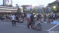 Polisi Jaring 100 Preman yang Kerap Palak Kendaraan di Makassar