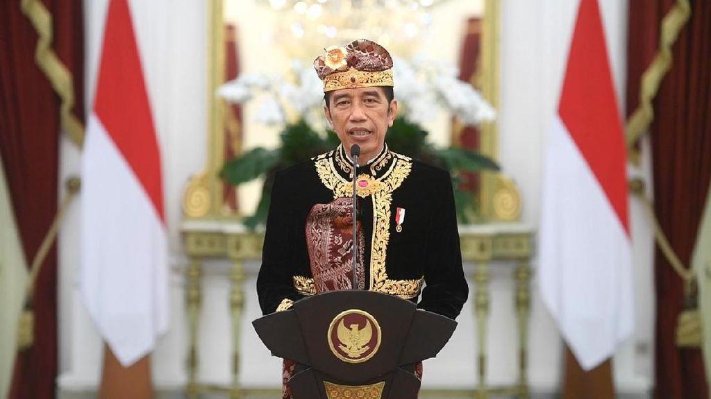 Jokowi Buka Pesta Kesenian Bali Ke-43: Tunjukkan ke Dunia Bali Aman