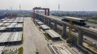 Jokowi Guyur Rp 4,3 Triliun untuk Proyek Kereta Cepat