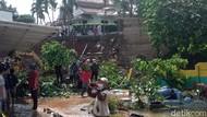 Perbaikan Turap Jebol di Ciputat, Difokuskan Pembuatan Kanal Air