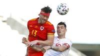 Hasil Wales Vs Swiss di Grup A Euro 2020: Laga Tuntas 1-1