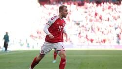 Kecil Kemungkinan Christian Eriksen Bisa Main Bola Lagi