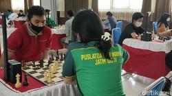 Atlet Catur Jatim Terus Asah Kemampuan Jelang PON Papua
