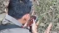 Momen Haru Brimob Video Call Azani Anak Pertama di Sela Kejar Teroris MIT