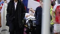 Euro 2020: Kondisi Christian Eriksen Stabil Usai Kolaps di Lapangan