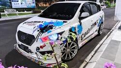 Komunitas Mobil Datsun Go+ Masih Eksis, Junjung Semangat KPK