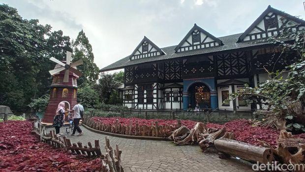 Farm House Susu Lembang.