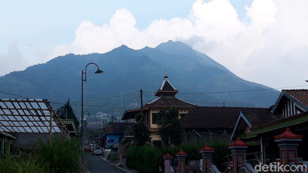 Kisah Misteri Suara-suara di Pasar Bubrah Jalur Pendakian Merapi