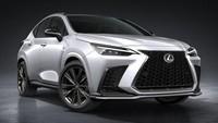 Lexus NX 2022 Terungkap, Dapat Pilihan Mesin Plug-in Hybrid