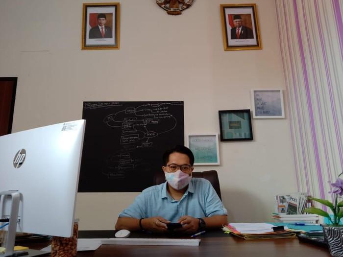 Plt Kabid Sekolah Menengah Dinas Pendidikan (Dispendik) Surabaya, Tri Aji Nugroho