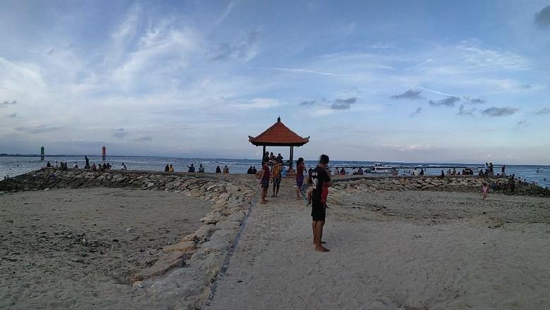 Potret Pariwisata Bali Mulai Menggeliat