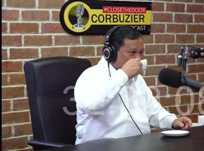 Prabowo Seruput Kopi Hambalang, Ini Keunikan Rasanya