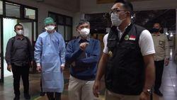 Ridwan Kamil Akan Tambah 2.400 Tempat Tidur Pasien COVID-19, Nakes Siap?