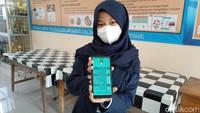 Siswa SMAN 3 Ponorogo Bikin Aplikasi Cegah COVID-19 di Tempat Wisata