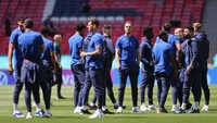Piala Eropa 2020: Susunan Pemain Inggris Vs Kroasia