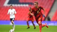 Cedera Serius, Bek Belgia Ini Tak Bisa Lagi Main di Euro 2020