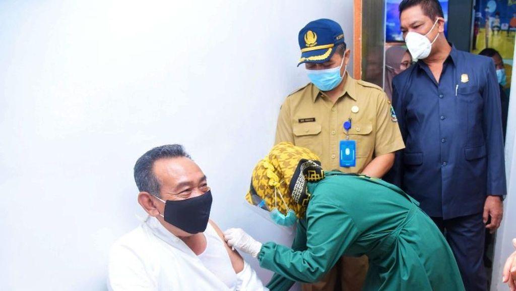 Satgas COVID-19 Banyuwangi Minta Warga Tetap Prokes Meski Sudah Divaksin