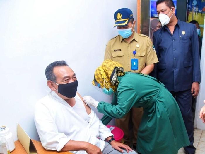 Vaksinasi COVID-19 Terus Jalan di Banyuwangi