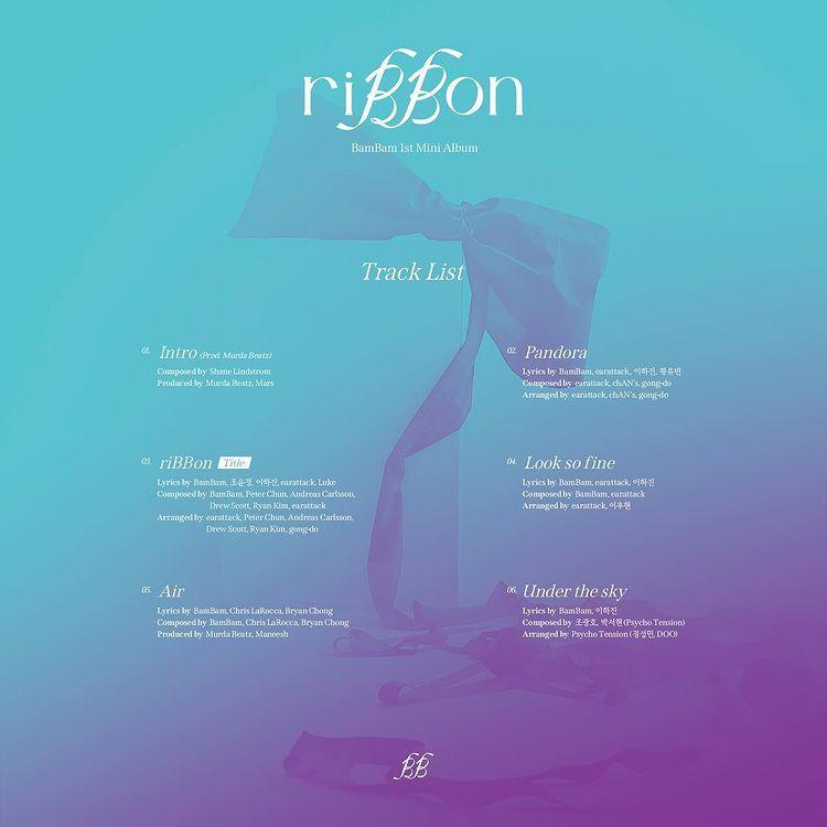 Album solo terbaru BamBam GOT7