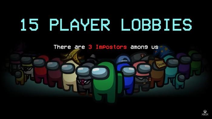 Among Us Bisa Dimainkan Hingga 15 Pemain, Imposter Jadi Lebih Banyak