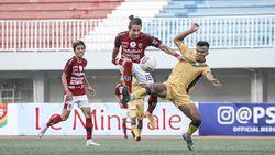 Bali United Imbang dengan PSIM di Laga Kedua Tour de Java
