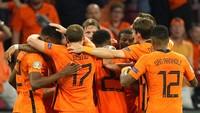 Hasil Belanda Vs Ukraina: Sengit, De Oranje Menang 3-2