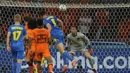 Kata Shevchenko dan De Boer Usai Laga Seru Belanda Vs Ukraina