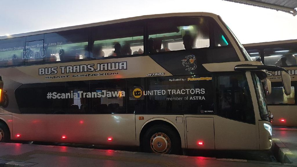 Kenapa Bus-bus AKAP di Indonesia Hobi Pasang Merek Sasis Segede Gaban?