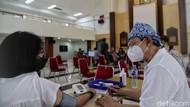 COVID DKI: Data Vaksinasi di Jakarta Terkini