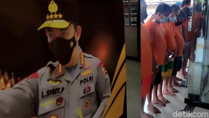 Praktik pungli di Tanjung Priok menarik perhatian Presiden Joko Widodo karena dinilai meresahkan masyarakat. Sejumlah pelaku pungli pun dibekuk pihak kepolisian