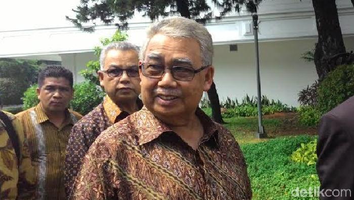 Eks Gubernur Aceh Zaini Abdullah (Foto: Mega Putra Ratya/detikcom)