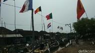 Demam Euro 2020 di Kampung Bola Pesisir Utara Pasuruan