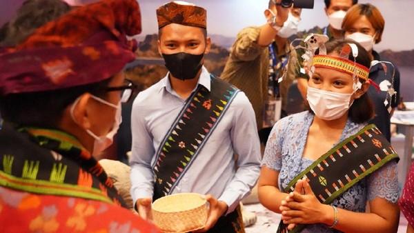 Peluncuran Travel Pattern 30 desa wisata tematik bertujuan untuk menjaring lebih banyak peluang dan wisatawan, baik domestik maupun mancanegara.30 desa wisata tematik itu tersebar di Flores, Alor, Manggarai, Lembata, dan Cagar Biosfer Komodo, Provinsi Nusa Tenggara Timur (NTT).