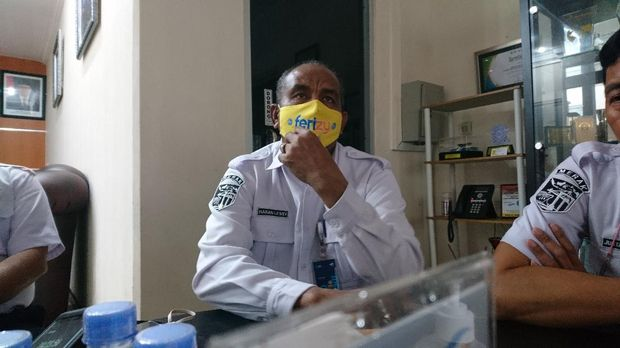 GM PT ASDP Indonesia Ferry Cabang Merak, Hasan Lessy